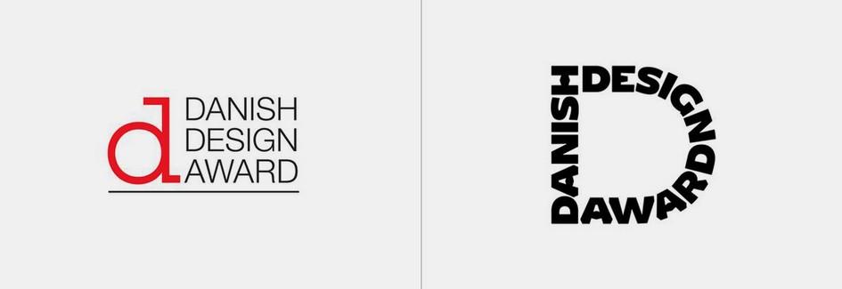 丹麦设计中心Danish Design Centre形象VI设计
