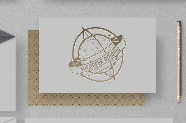 概念地球的vi设计案例