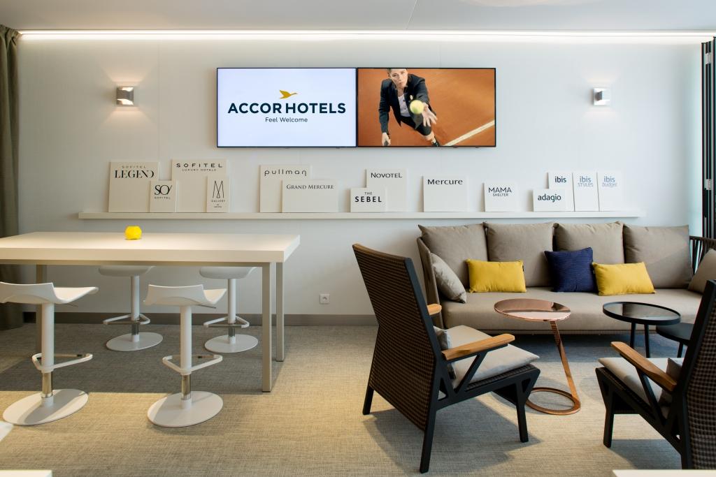 法国雅高酒店AccorHotels集团vi设计