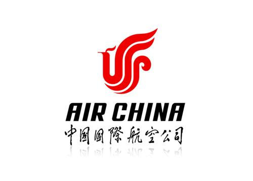 中国国际航空vi设计欣赏