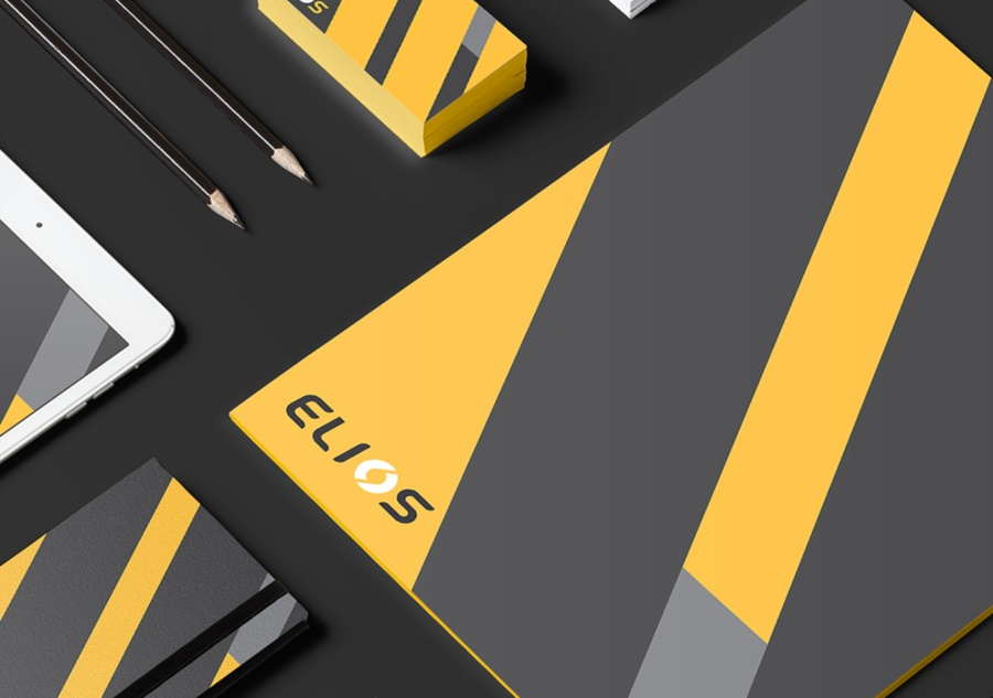 电器企业品牌形象VI品牌设计