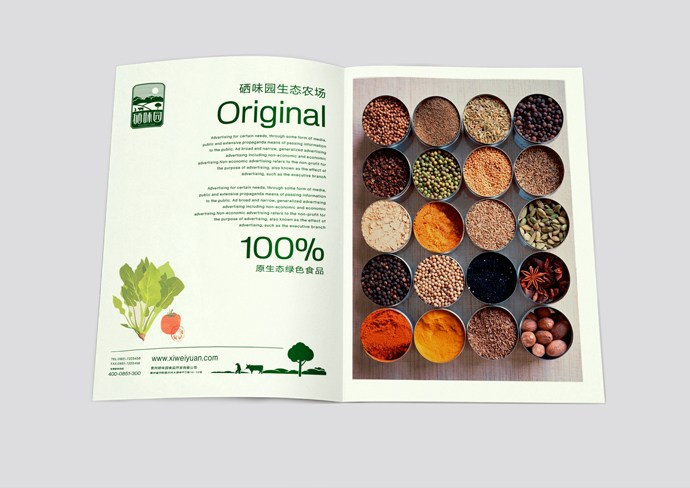 农业产品品牌视觉VI设计系统