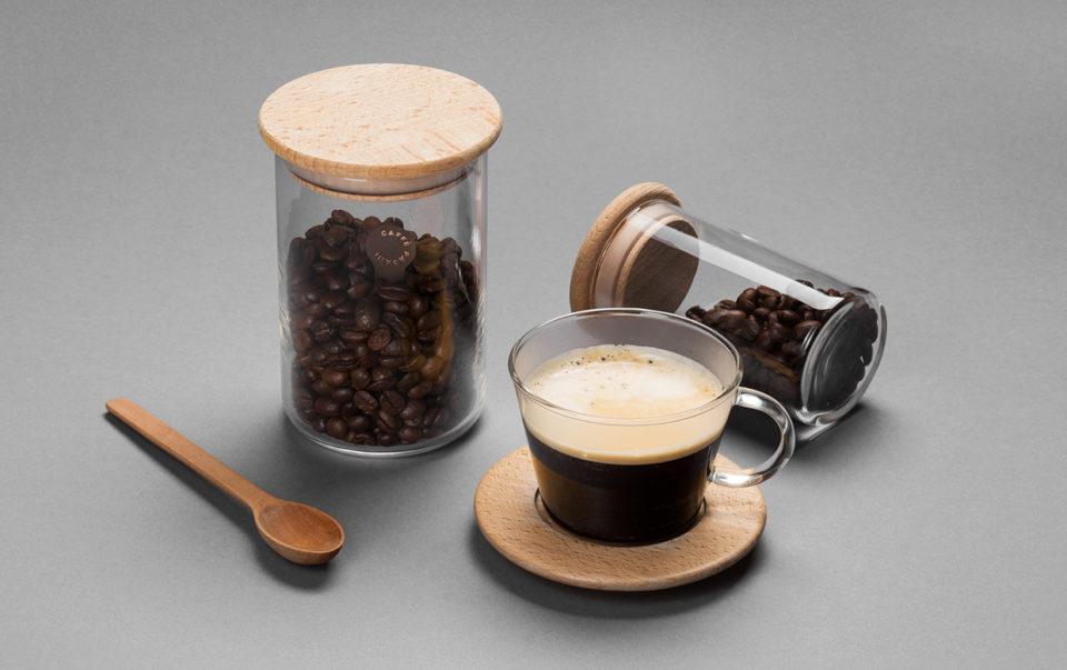 咖啡品牌Pagani Coffe形象vi设计