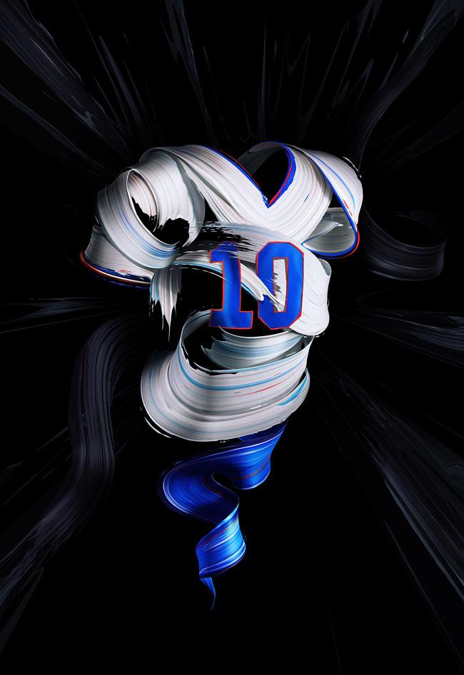 美国Pawel Nolbert耐克品牌VI设计欣赏