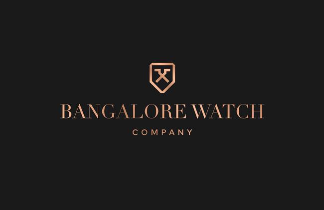 高端Bangalore手表品牌VI设计