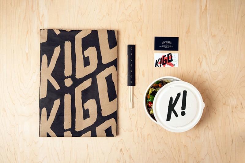 木子厨房order品牌视觉形象VI设计欣赏