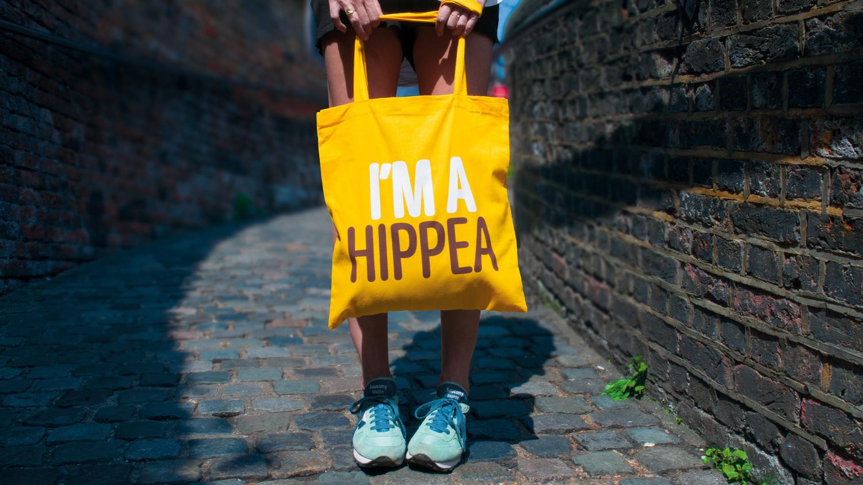 Hippeas食品企业形象vi设计