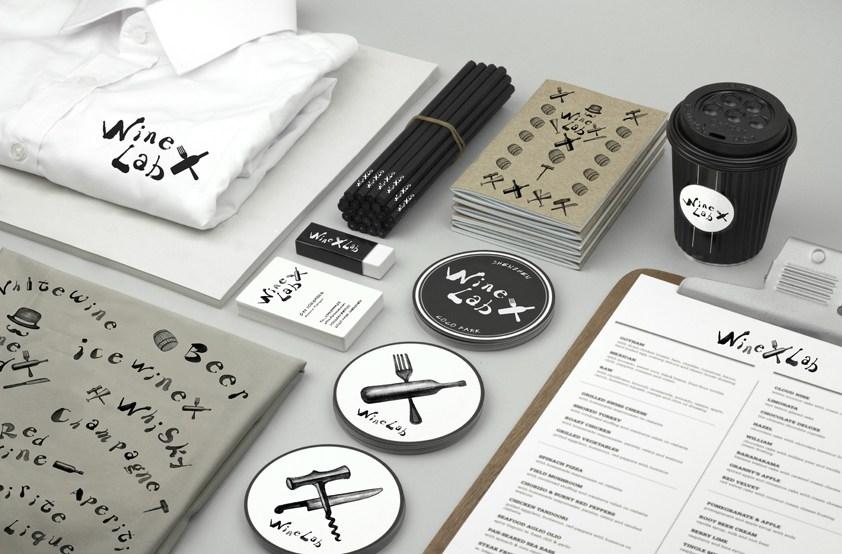 ONE ONE DESIGN餐厅品牌形象设计