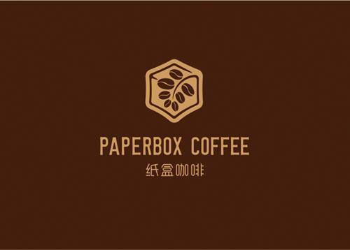 纸盒咖啡形象VI设计欣赏