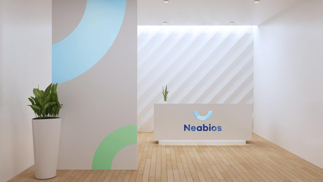 罗马牙科诊所Neabios品牌vi设计欣赏