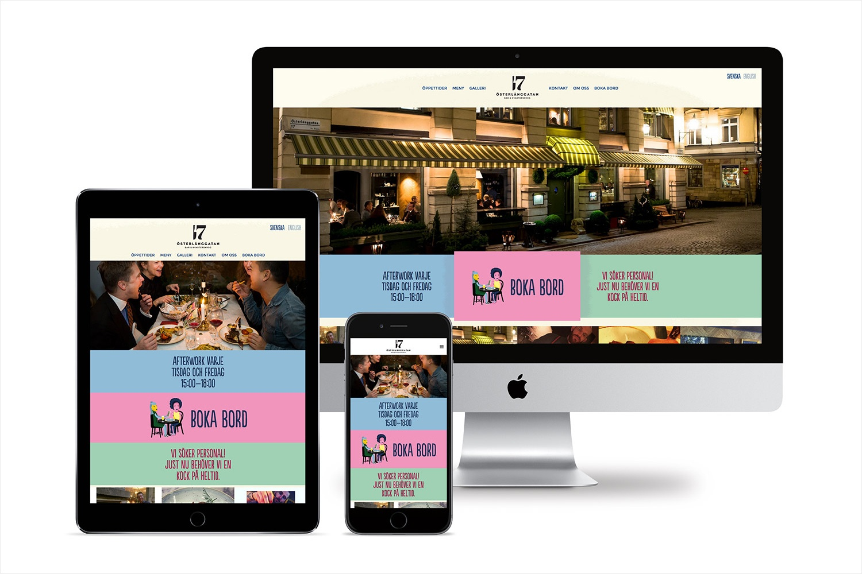 斯德哥尔摩餐饮集团Bockholmengruppen品牌VI设计欣赏