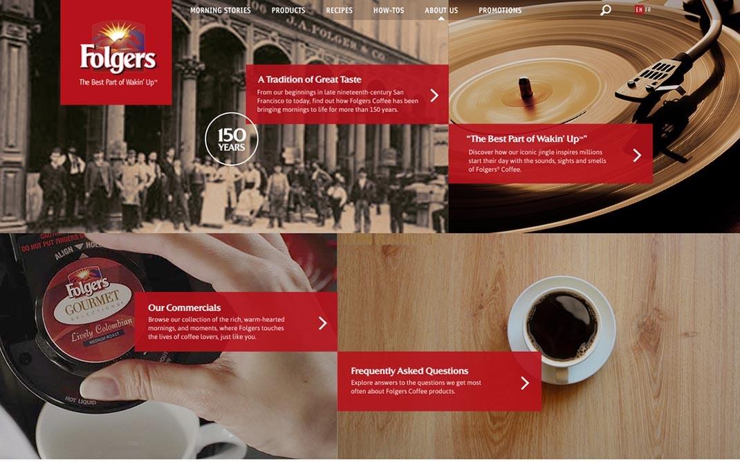加拿大福尔格斯网站vi设计欣赏