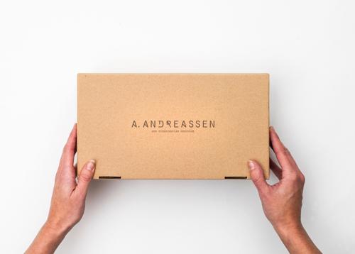 安德烈亚森生活品牌VI设计