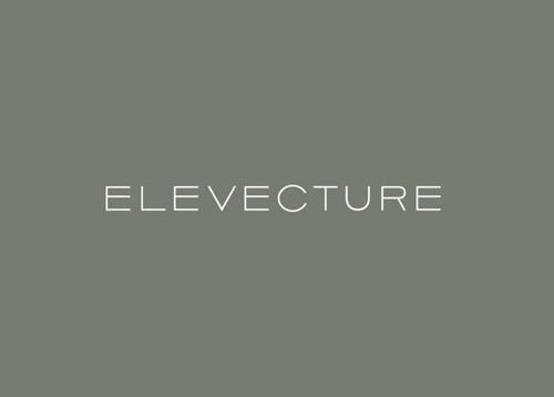 Elevecture材料公司响应式网站VI设计