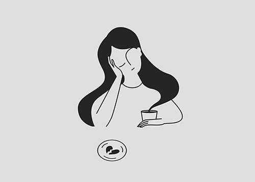 墨西哥咖啡馆Negroblanco咖啡馆logo设计及咖啡馆VI设计