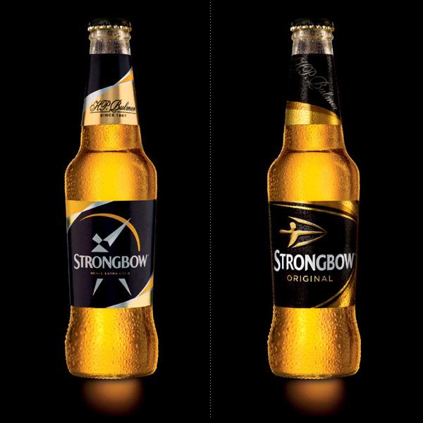 强弓品牌StrongBow品牌形象设计