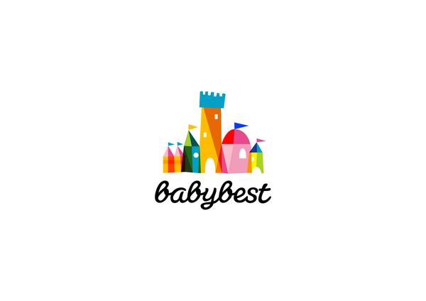 Baby Best英国母婴品牌形象设计