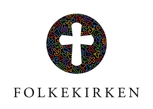 丹麦教堂Folkekirken形象设计